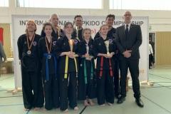 Team ILYO - Hapkido Meiserschaft 2019 in Eschweiler