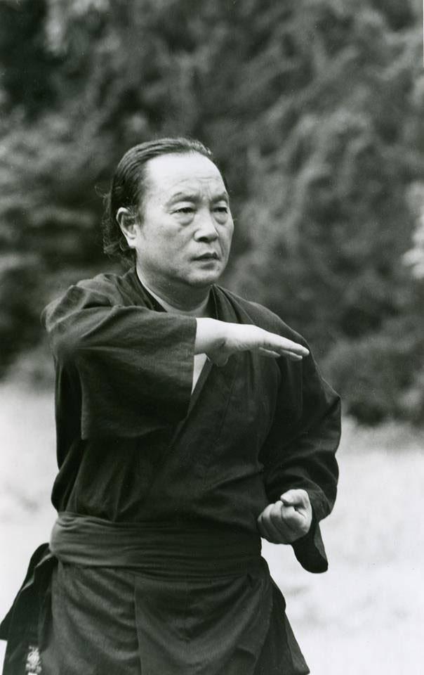 Kuksanim founder of Hankido und Hankumdo